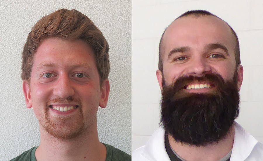 Two new faces at the Ecotox Centre