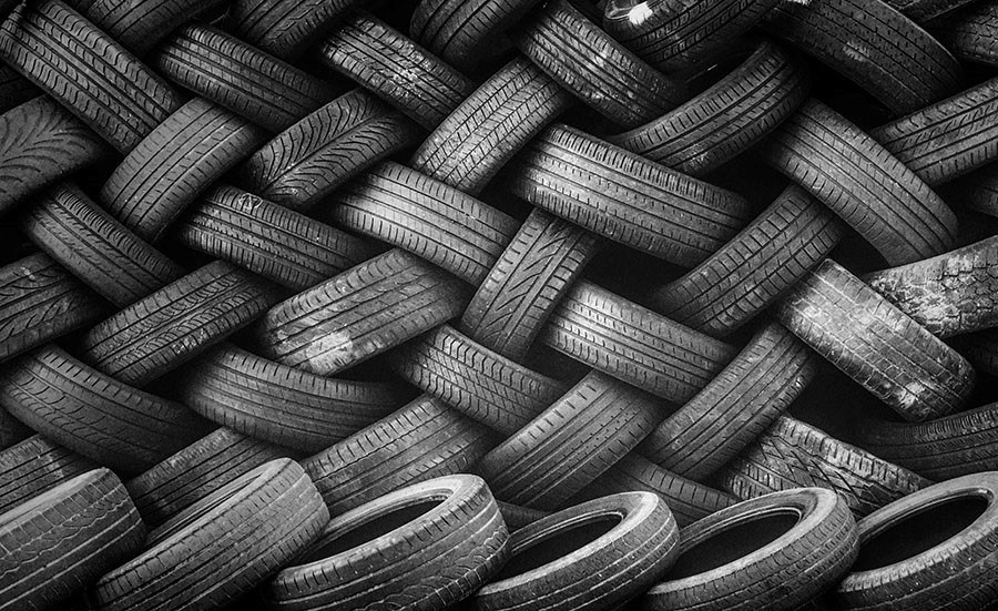 Ecotoxicity of tire wear particles