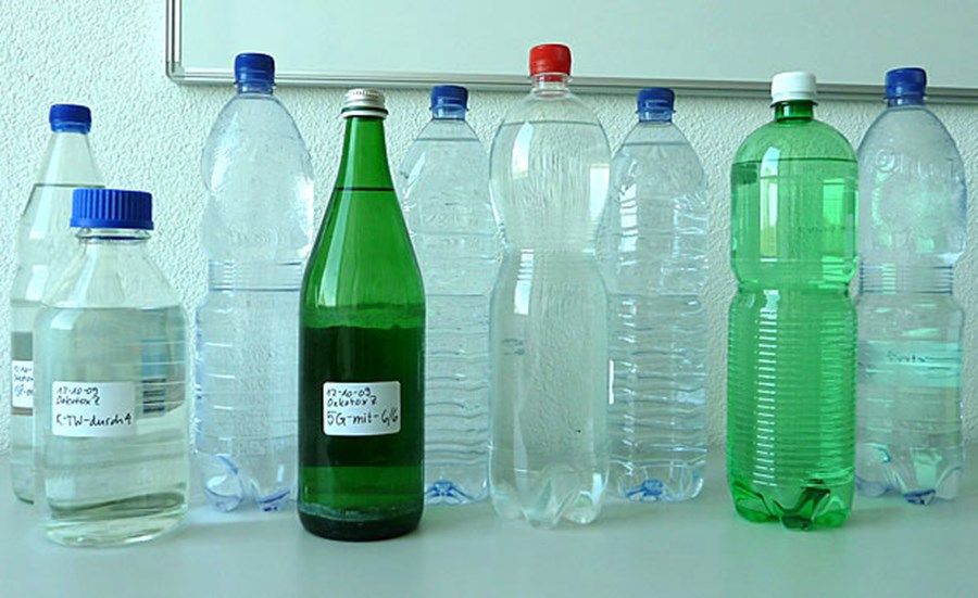 Analysis of Bottled Mineral Water for Potential Estrogenic Activity